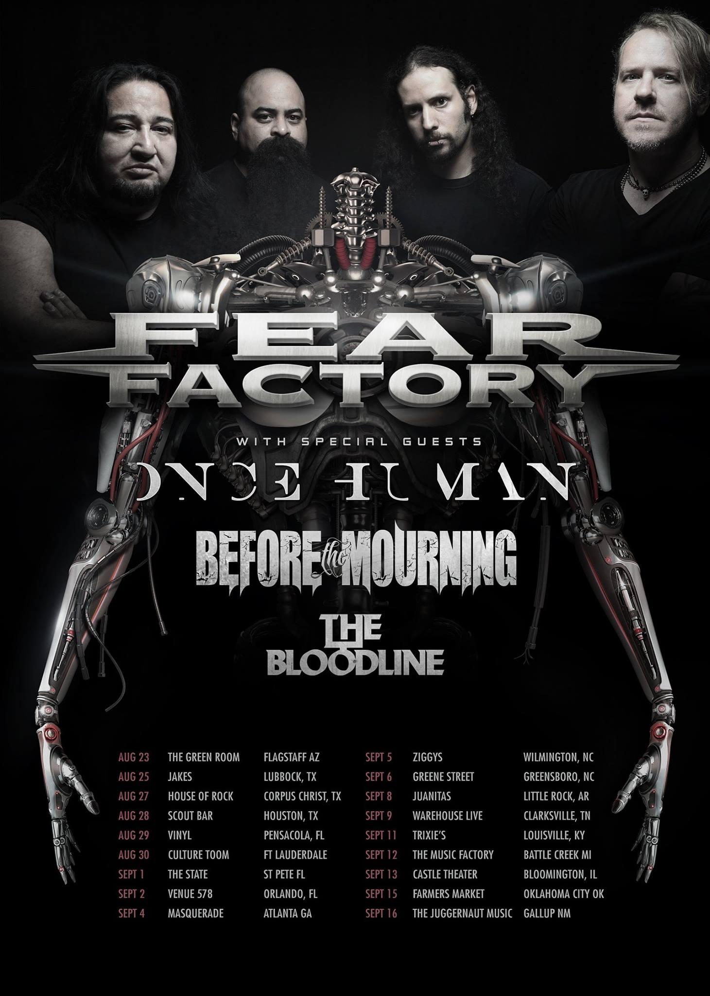 Fear Factory - Demanufacture / Resurrection