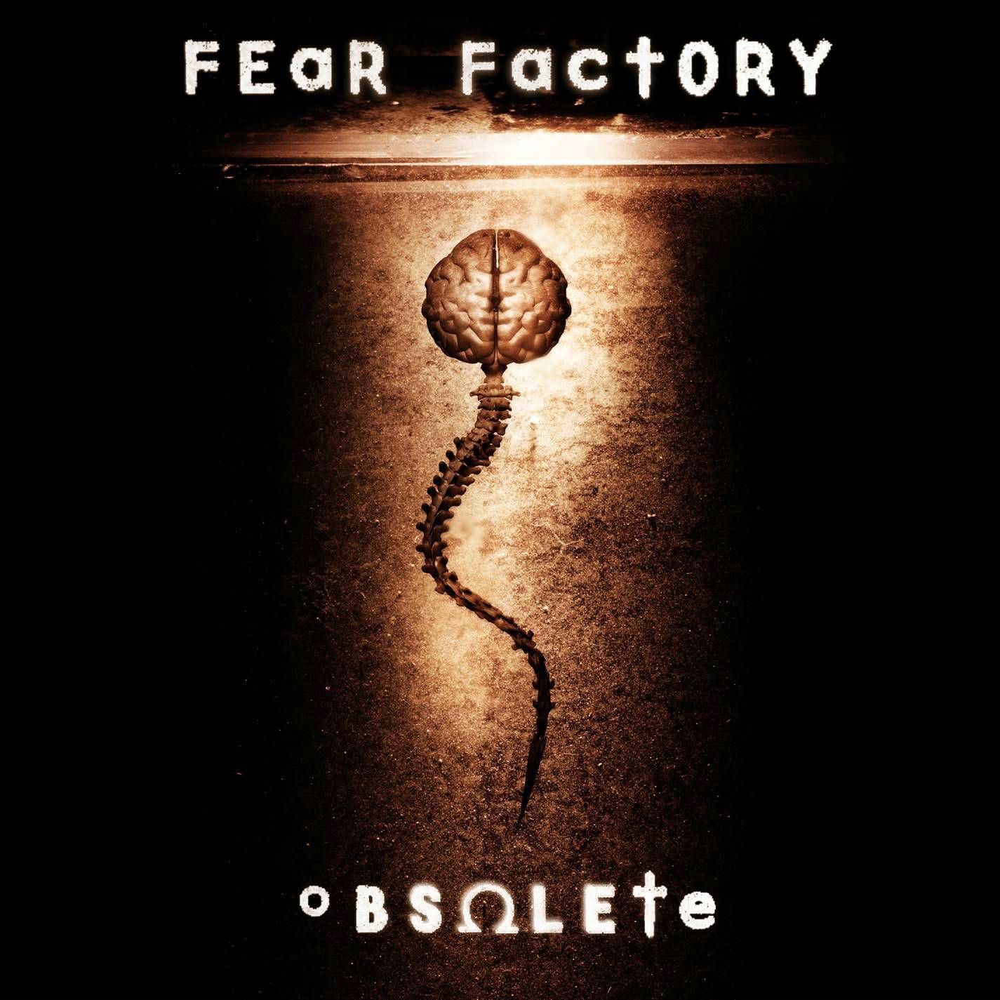 Fear Factory - Obsolere